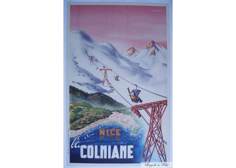 NICE - LA COLMIANE