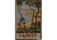 Cannes Eté Hiver