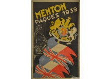 Menton Paques 1939