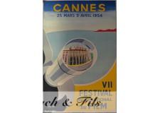 VII FESTIVAL INTERNATIONAL DU FILM A CANNES