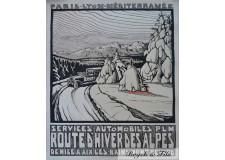 Service Automobiles Route d'Hiver des Alpes