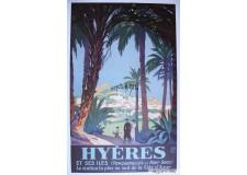 Hyères et ses îles