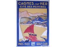 Cagnes sur Mer Cité des peintres