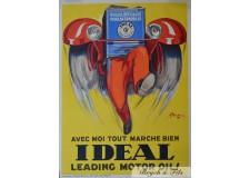 Ideal Leading Motors Oils