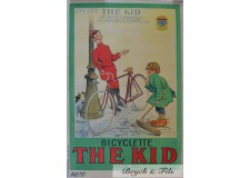 The Kid Cycles