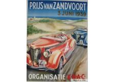 Prijs Van Zandvoort