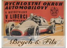 Rychlostni Okruh Automobilovy 1953