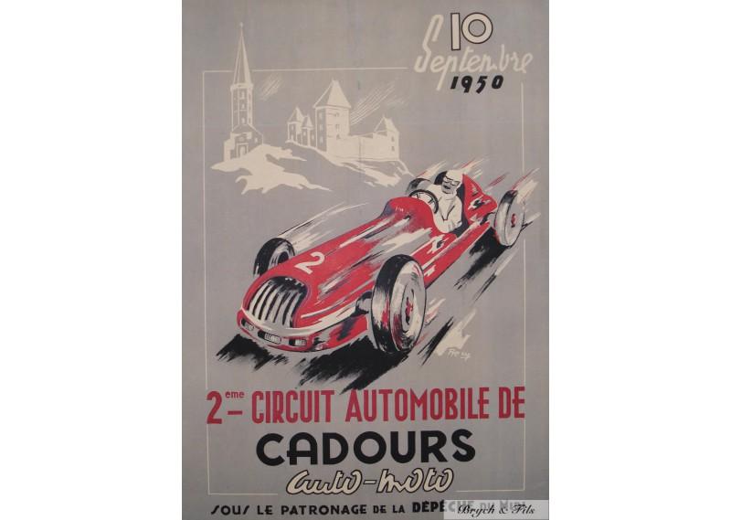 2 me circuit automobile de cadours monaco timbres. Black Bedroom Furniture Sets. Home Design Ideas