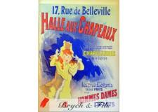 Halle aux chapeaux Paris