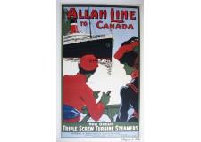Allan Line to Canada
