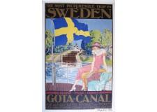 Sweden Göta Canal