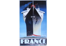 """French Line """"France"""""""