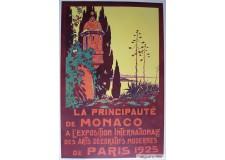 La Principauté de Monaco 1925