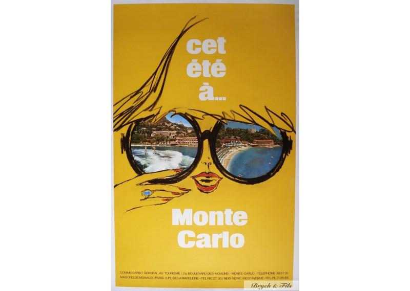 Cet été à Monte Carlo