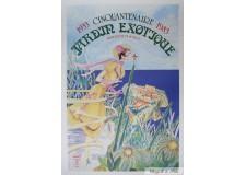 50 aire du Jardin Exotique 1983