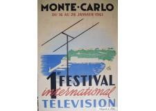 1° Festival de Télévision 1961