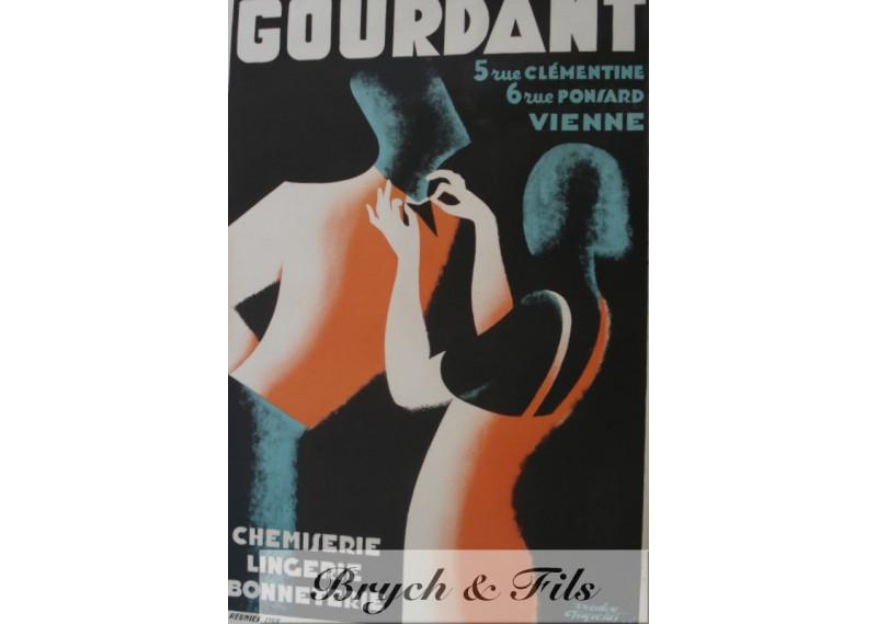 Chemiserie Gourdant Vienne France