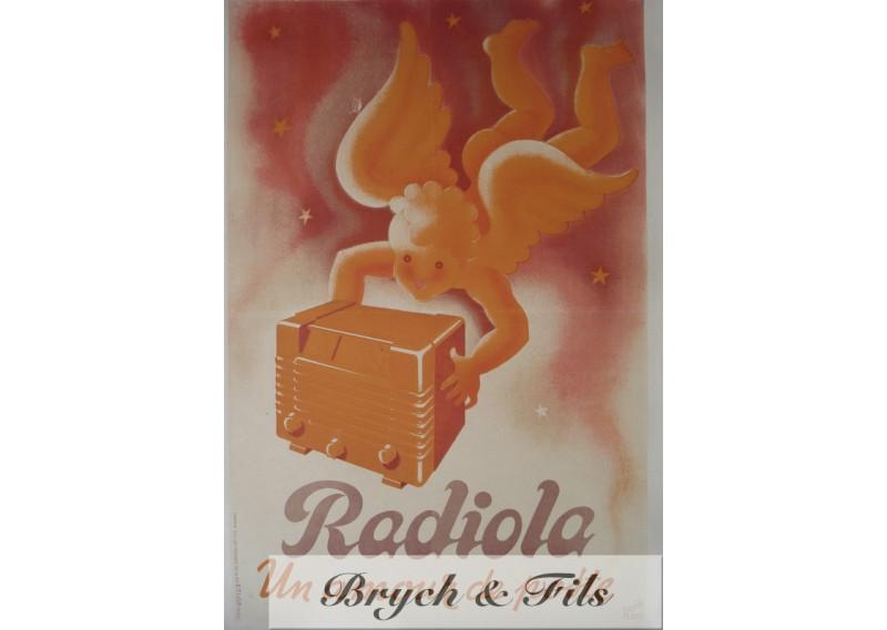 Radiola Un amour de poste