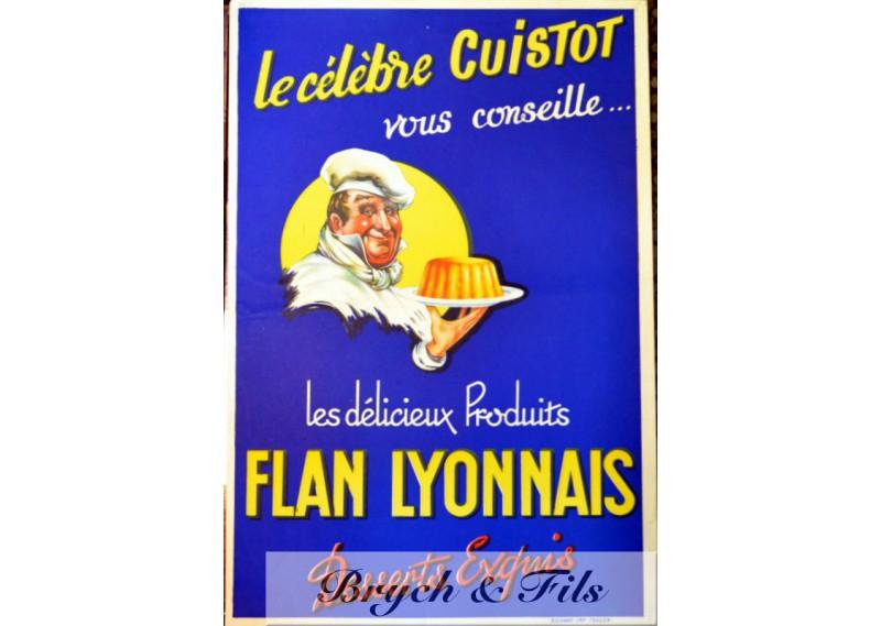 Flan Lyonnais