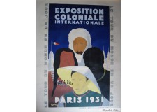 Exposition Coloniale Paris