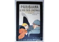 Parisiana le Roi des Cinémas