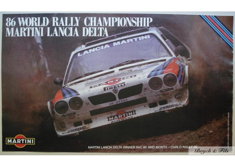 86 World Rally Championship