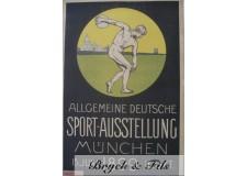 Sport-Ausstellung Munchen 1899