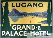 Grand Palace Hotel Lugano