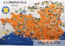 """Affiche originale """"La Provence"""""""