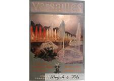 """Affiche originale """"Fêtes de nuit Versailles"""""""