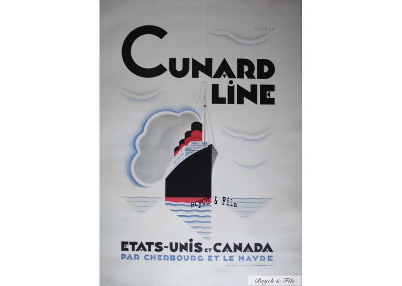 Cunard Line (Etats-Unis Canada)