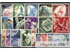 Années 1952/1953 + P.A. 51/54