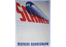 Schnell Deutsche Bundesbahn