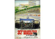 Programme Grand Prix Monaco 1979
