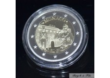 BE - PROOF 2 Euro Monaco 2017 200 Years of Carabiniers