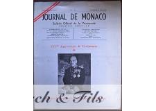 MONACO JOURNAL DE MONACO 31 MAI 1974