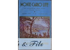 MONACO MONTE CARLO LIFE 20 JANVIER 1939