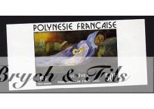 1976 POLYNESIE PA N°113 NON DENTELE P. GAUGUIN xx