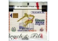 TELECARTE MONACO GATORADE HERCULIS 91 NEUVE MF15