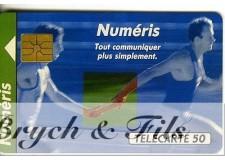 TELECARTE MONACO NUMERIS MF14