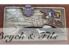 FRANCE MEDAILLE AUTOMOBILE CLUB DE CANNES - RALLYE SOLEIL CANNES