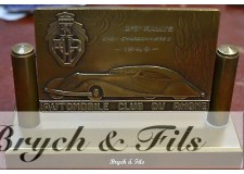 FRANCE TROPHEE AUTOMOBILE CLUB DU RHONE 1949