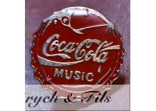 PINS MUSIC COCA COLA