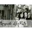 PHOTO ARGENTIQUE TIRAGE ORIGINAL GRAFFITIS GAINSBOURG PAR PATRICK BERTRAND