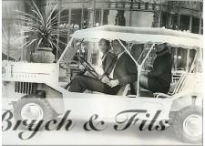 PHOTO ARGENTIQUE TIRAGE ORIGINAL JACQUES DUTRONC 1969 PAR PATRICK BERTRAND