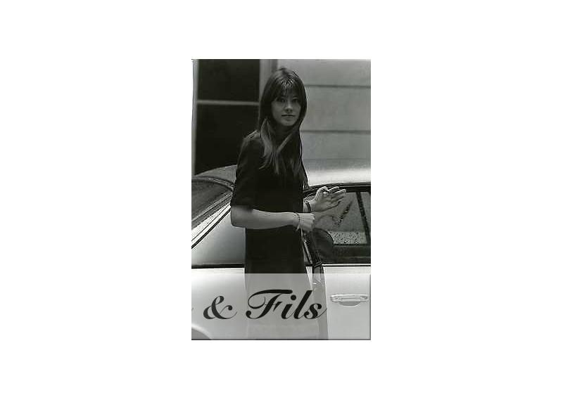 PHOTO ARGENTIQUE TIRAGE ORIGINAL FRANCOISE HARDY 1964 PAR PATRICK BERTRAND