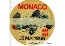 MONACO - GRAND PRIX  22 MAI 1966