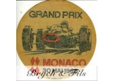 MONACO - GRAND PRIX  30 MAI 1965