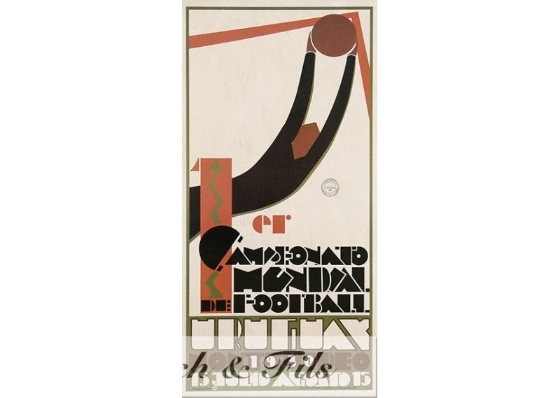 1ere Coupe du Monde de Football 1930
