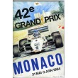 Programme Grand Prix Monaco 1984